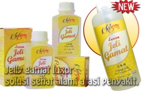 Jelly gamat luxor